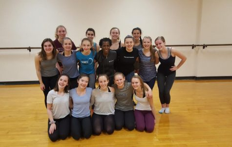 Students exhibit their craft at Winter Dance Showcase