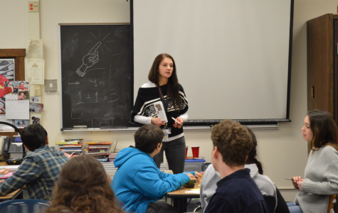 Students keep language alive following Hebrew class cancellation