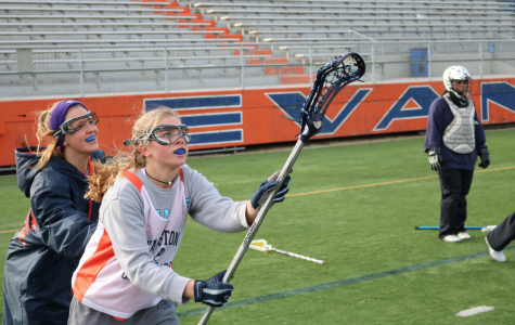 Lacrosse hopes balance in ages brings success