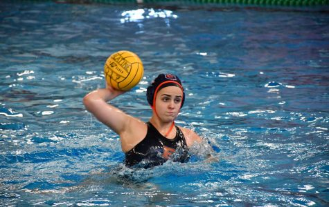 Water polo takes young roster into conference
