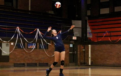 Fallin' into season: Girls Volleyball