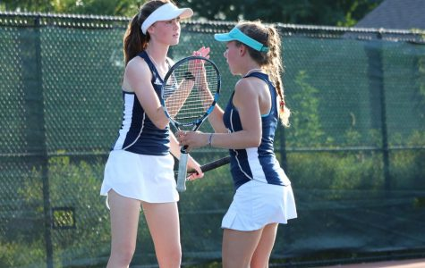 ETHS tennis doubles team headed to state competition