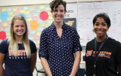 New teachers at ETHS