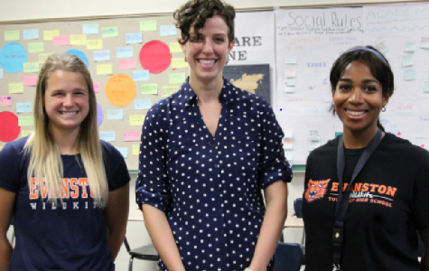 New English, reading, social sciences teachers at ETHS