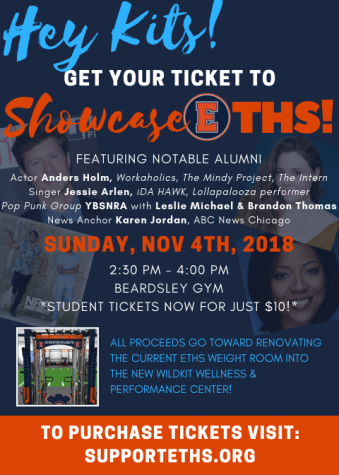ShowcaseETHS! raises funds to grow Fitness Center
