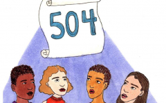 The 411 on the 504: Students are challenged with obtaining necessary accommodations