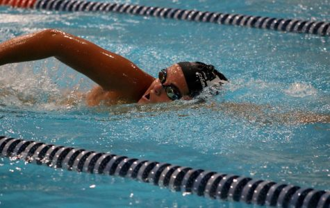 New wave of swimmers look to find success at sectionals