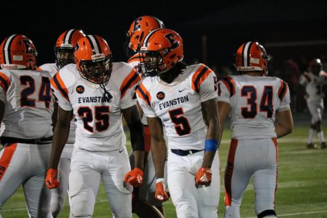 ETHS Football season stats
