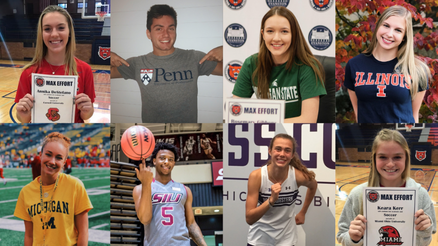 8+Kits+commit+to+Division+1+athletics+at+Fall+National+Signing+Day