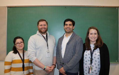 New language teachers at ETHS