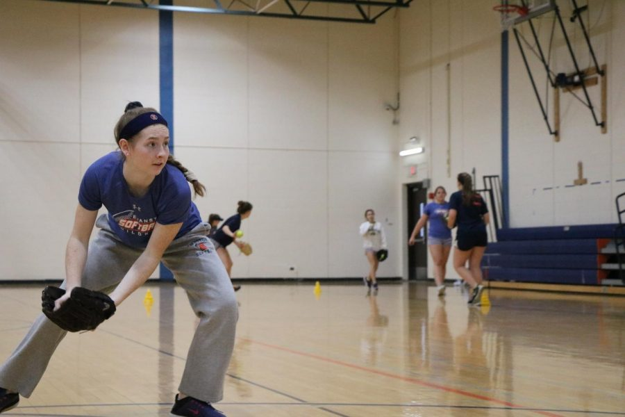 Softball: New coach, new mindset