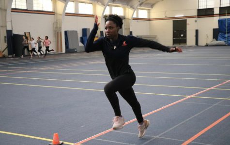 Girls track: Sprinting to success