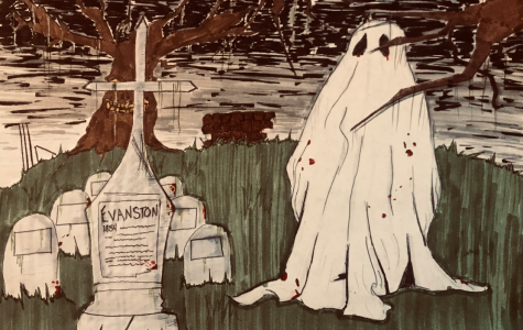 Still Love These Lonely Places: A Hauntological Analysis of Evanston