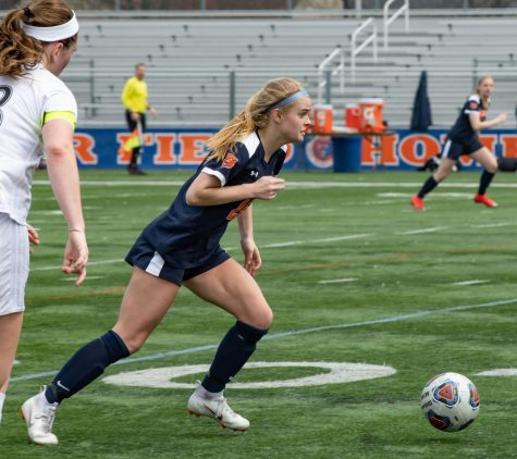 Soccer looks to prove themselves against Loyola tonight