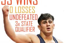 State Champion: Ramin Abraham