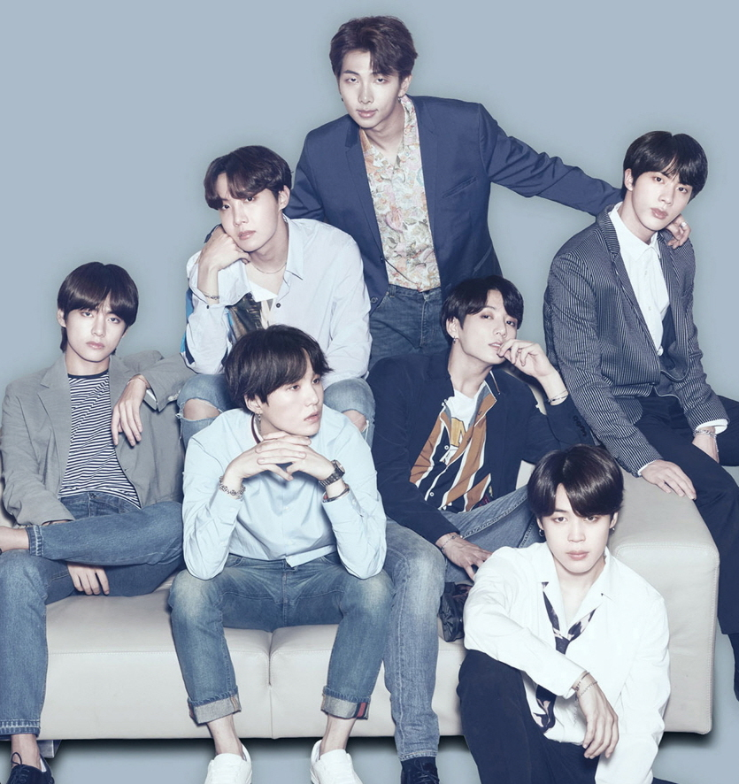 BTS K-Pop band