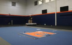 Construction commences for newly-renovated weightroom