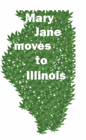 Mary Jane moves to Illinois