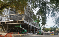 Robert Crown nears construction completion