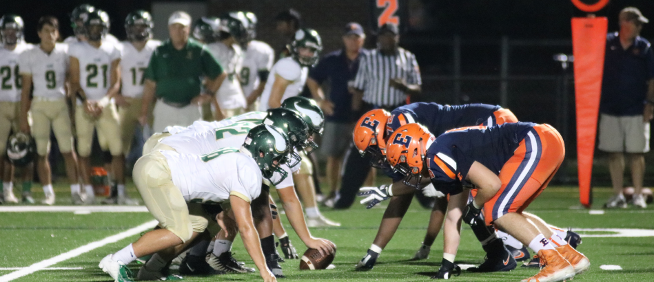 Wildkits face off against the Fremd Vikings on Sept. 20th.