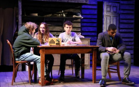 Fall play: The Diary of Anne Frank