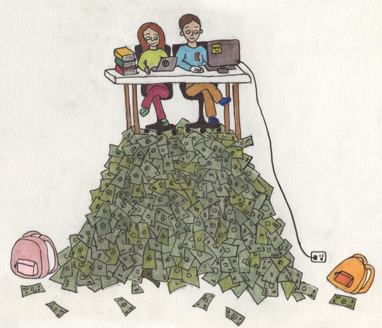 Illustration by Micaela Ehrlich