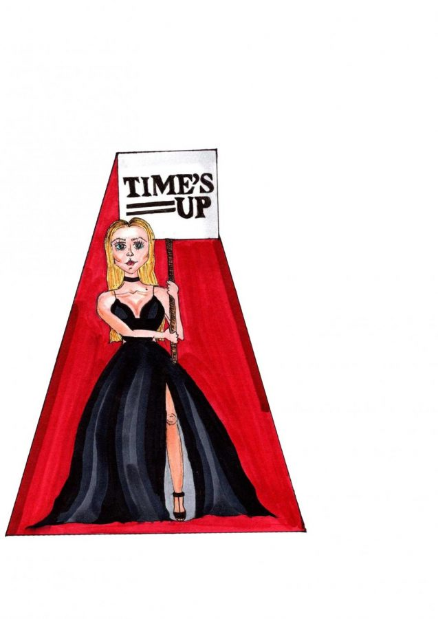 Rocking+the+red+carpet%3A+celebrities+make+political+statements+on+the+red+carpet