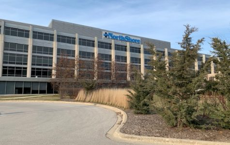 NorthShore University HealthSystem in Skokie on April 2.