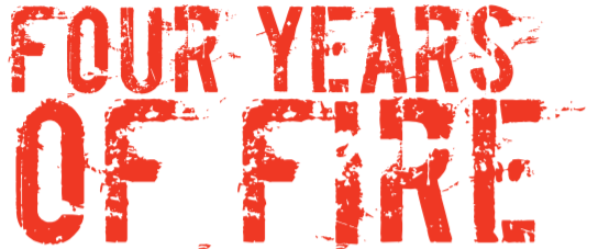 Four years of fire: timeline of events