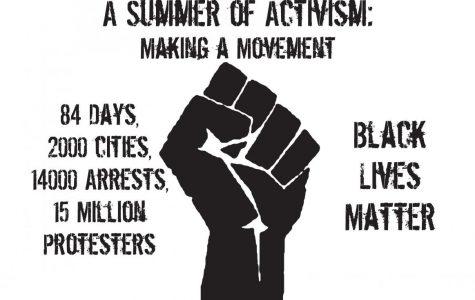A summer of activism: making a movement