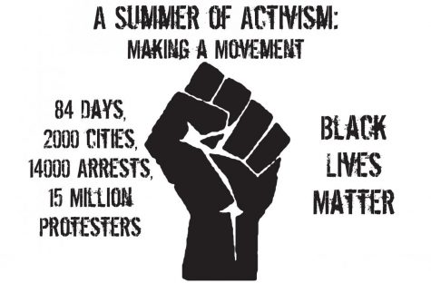 A summer of activism: making a movement
