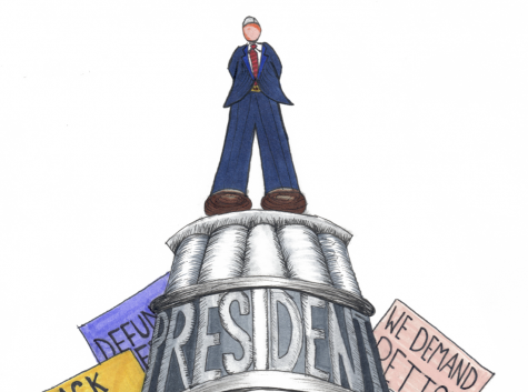 Nov. 3: Student thoughts on Biden's victory