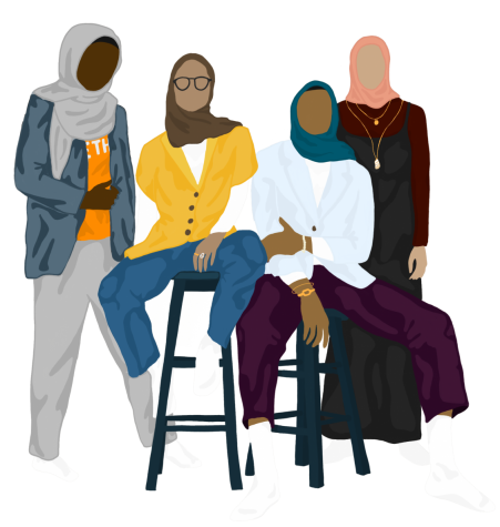 """My crown, my sword:"" Life as a hijabi at ETHS"