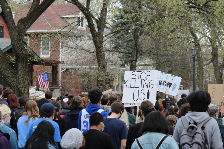 Photos+from+April+18+Protest+for+Black+Lives