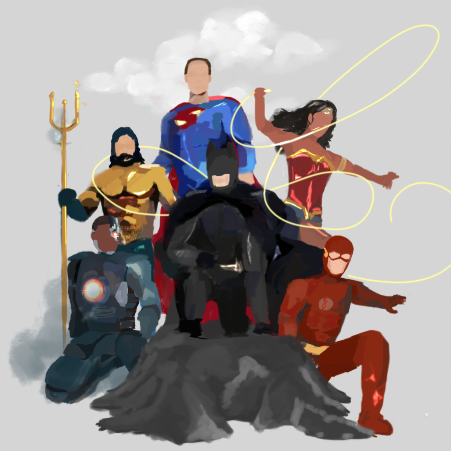 Justice+League+faces+their+biggest+challenge+yet%2C+itself