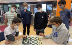 Chess plans strategic moves for upcoming season